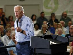 Presidential candidate and former Vice President Joe Biden publicly switched his position on the Hyde Amendment under pressure from other Democrats.