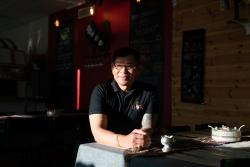 Suriya Paprajong moved to Greenland in the winter of 2001. Some 18 years later, he has built up a life, including opening his own restaurant.