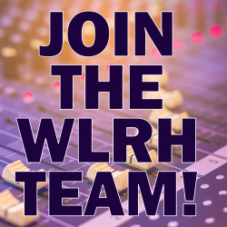 Join the WLRH Team.
